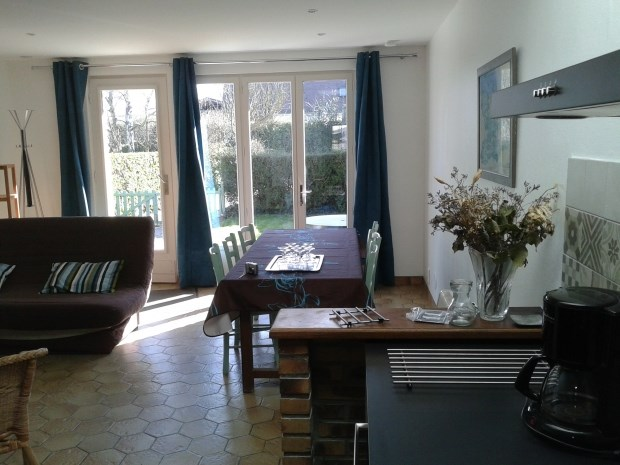 Holiday rentals Amfreville - Cottage - 4 persons - BBQ - Photo N° 1