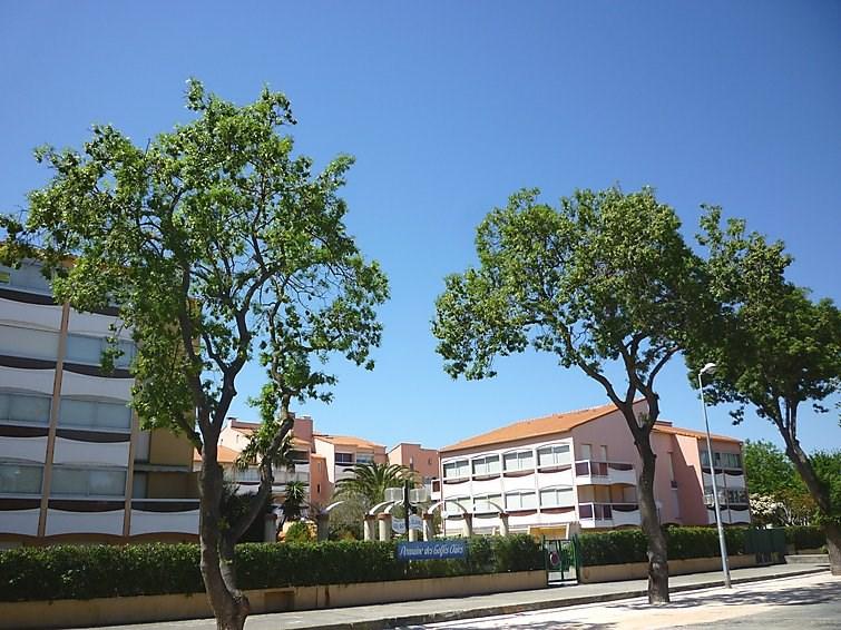 Appartement pour 3 personnes à Argelès sur Mer