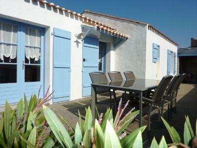 maison 4 pièces- 80 m² environ- jusqu'à 6 personnes.