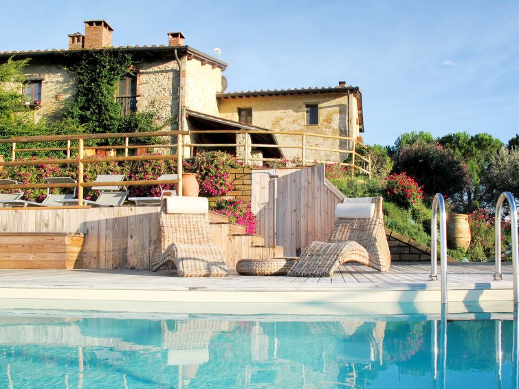 Location vacances San Gimignano -  Maison - 8 personnes -  - Photo N° 1