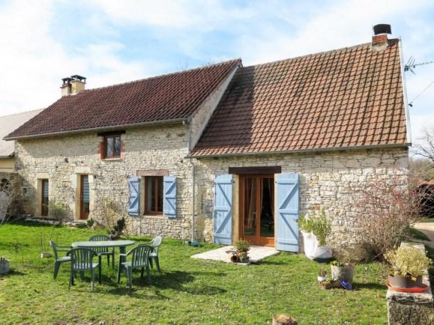 Location vacances Saint-Chamarand -  Maison - 6 personnes - Barbecue - Photo N° 1