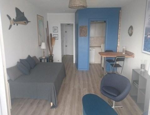 Location vacances Quiberon -  Appartement - 2 personnes - Télévision - Photo N° 1