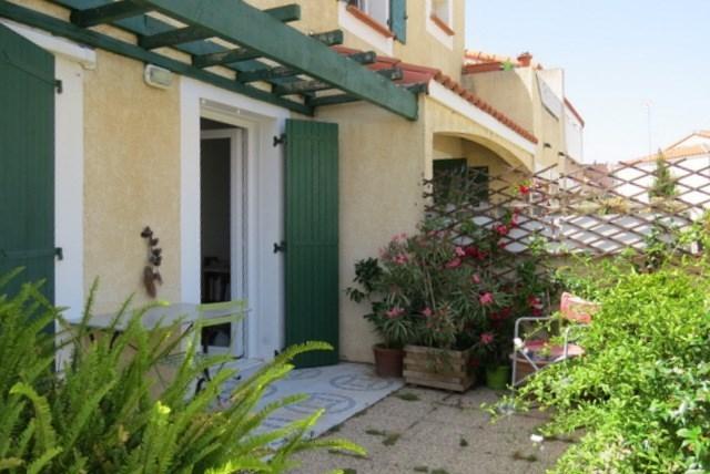 Le Barcares-Maison T3 5 personnes Résidence Les Camelias