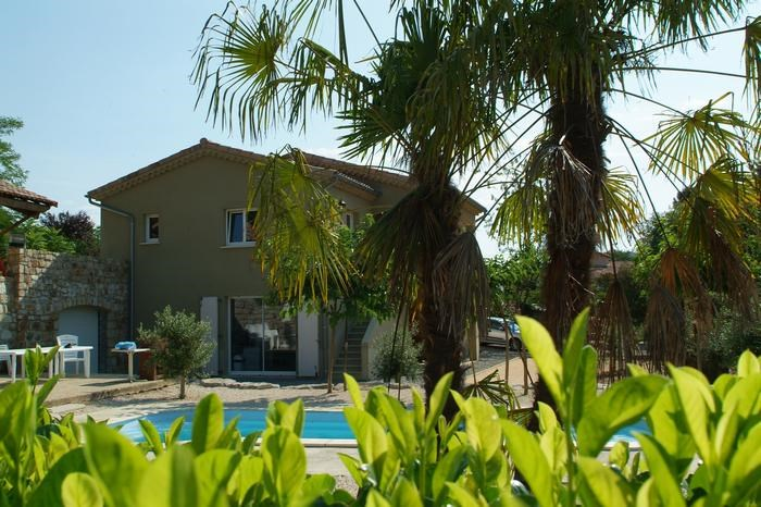 Holiday rentals Chambonas - House - 12 persons - BBQ - Photo N° 1