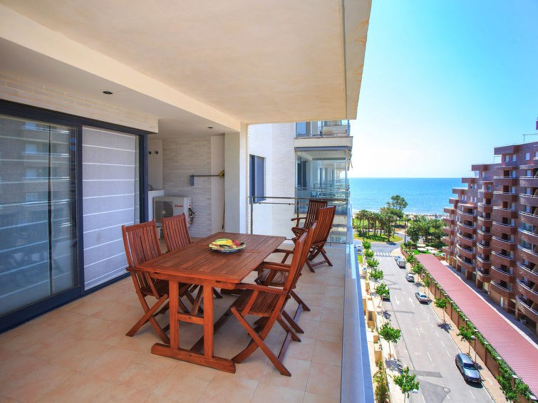 Location vacances Oropesa del Mar/Orpesa -  Appartement - 6 personnes -  - Photo N° 1