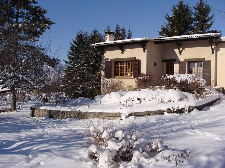 Maison Queyrel- vue terrasse