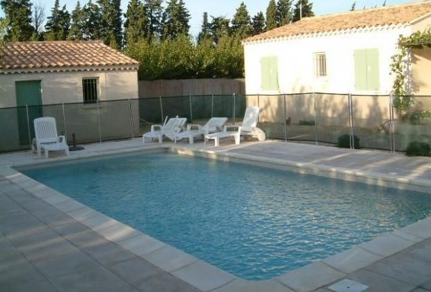 Clos Christol is made up of 2 completely independent holiday houses each with its own private swimming pool...