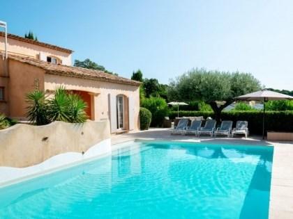 Location vacances Sainte-Maxime -  Maison - 10 personnes - Jardin - Photo N° 1