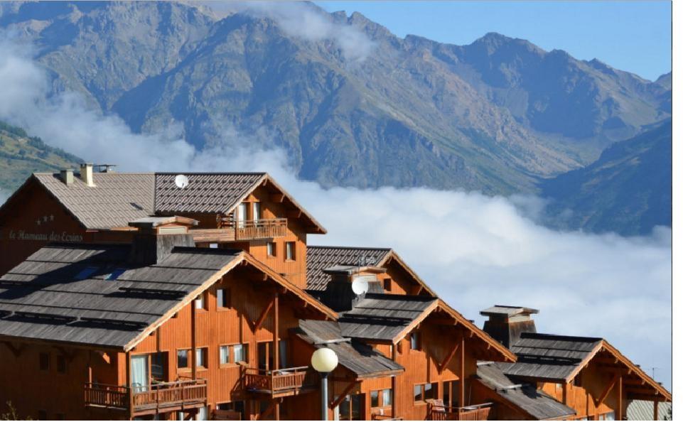 Au pied des pistes, Station de Puy Saint Vincent, La Dame Blanche*** WIFI, Piscine chauffée toute l'année