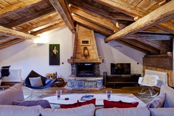 Location vacances Saint-Bon-Tarentaise -  Maison - 8 personnes - Lecteur DVD - Photo N° 1
