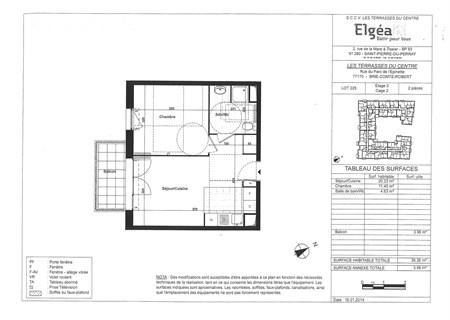 location appartement 36m brie comte robert seine et marne de particuliers et professionnels. Black Bedroom Furniture Sets. Home Design Ideas