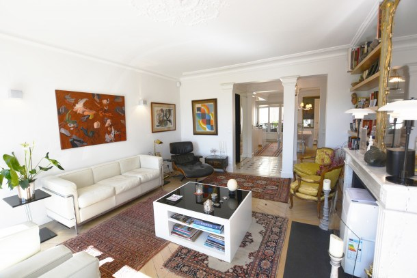 Location vacances Paris 7e Arrondissement -  Appartement - 3 personnes - Billard - Photo N° 1