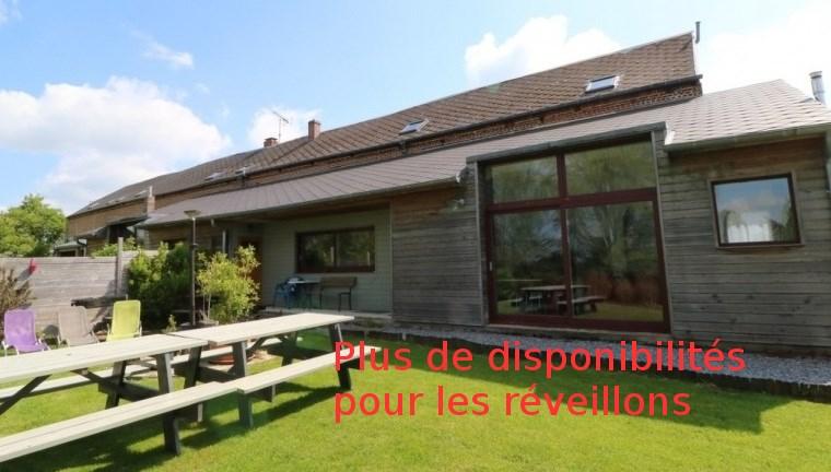 Location vacances Maroilles -  Gite - 20 personnes - Barbecue - Photo N° 1