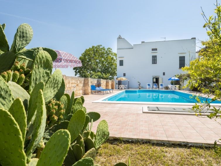 Location vacances Lecce -  Maison - 12 personnes -  - Photo N° 1