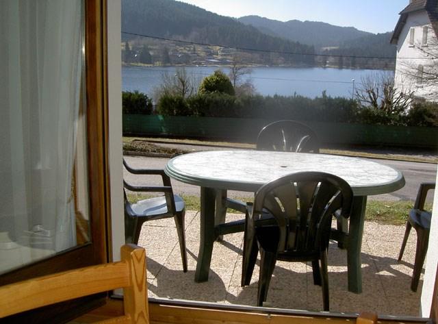 Alquileres de vacaciones Gérardmer - Apartamento - 4 personas - Mueble de jardín - Foto N° 1