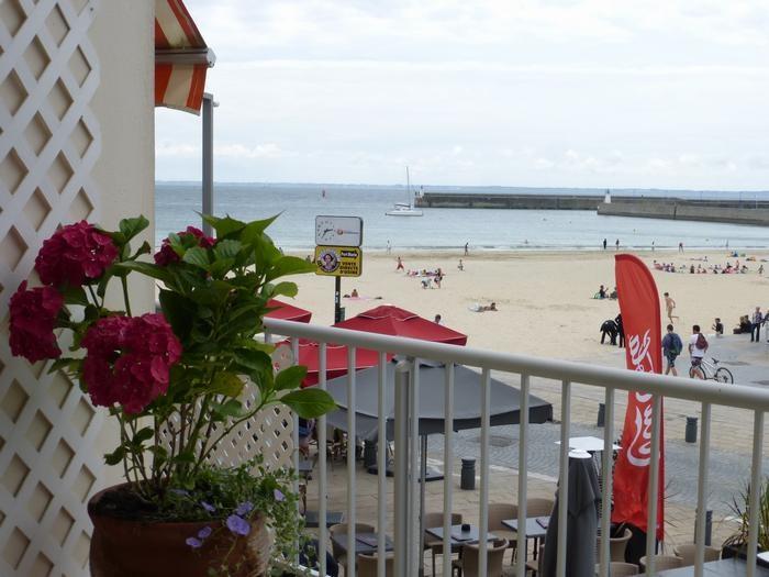 Location vacances Quiberon -  Appartement - 4 personnes - Chaise longue - Photo N° 1