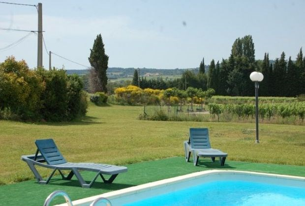 Lou Pavoun (4000m²) is a holiday domain set in a quiet location in the typical village of...