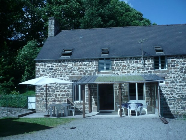 Location vacances Pleine-Fougères -  Gite - 10 personnes - Barbecue - Photo N° 1