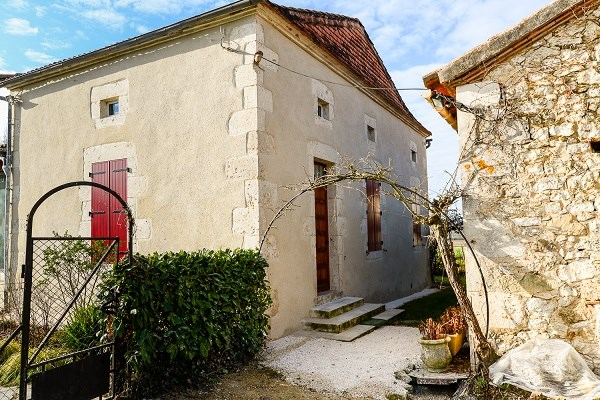 Location vacances La Sauvetat-du-Dropt -  Maison - 6 personnes - Barbecue - Photo N° 1