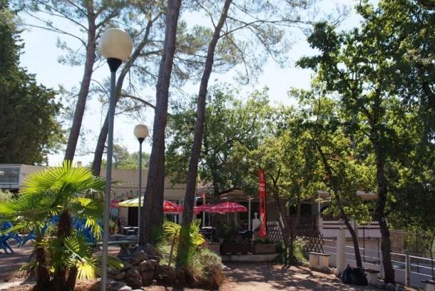 Camping Le Parc - Chalet Confort 32m² - 2 chambres