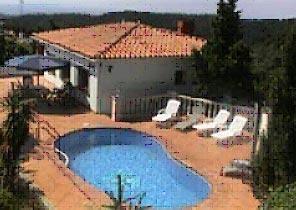 La villa « Carimi » se situe dans un endroit tranquille, où vous trouverez paix et intimité