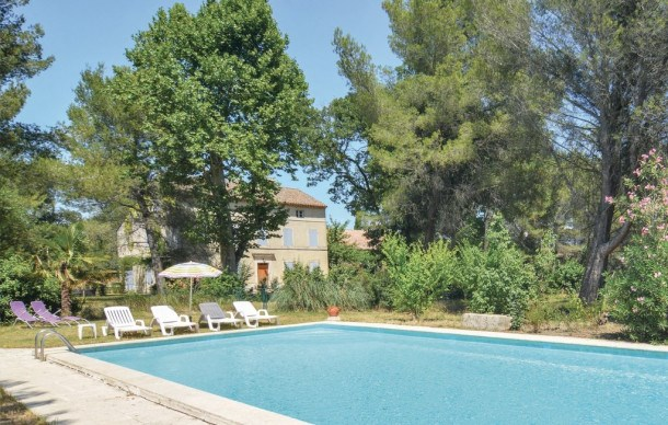 Location vacances Saint-Rémy-de-Provence -  Appartement - 3 personnes - Barbecue - Photo N° 1