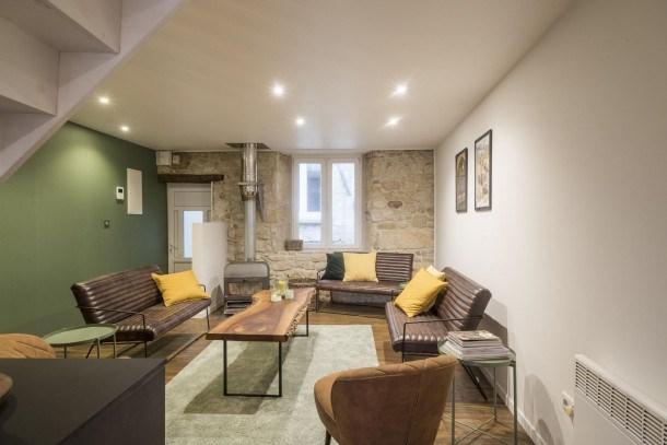 Location vacances Dun-sur-Meuse -  Maison - 10 personnes - Salon - Photo N° 1