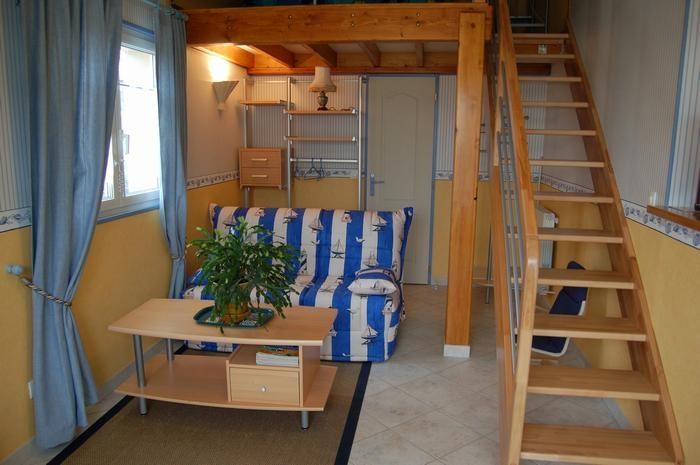 Ferienwohnungen Royan - Wohnung - 3 Personen - Fernseher - Foto Nr. 1