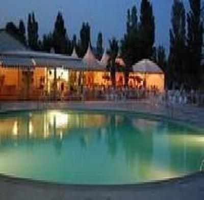 Mobil Home pour 8 pers. avec piscine, Fréjus