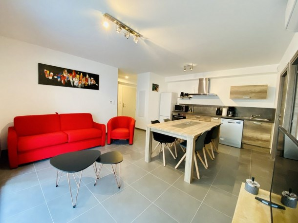 Location vacances Propriano -  Appartement - 6 personnes - Ascenseur - Photo N° 1