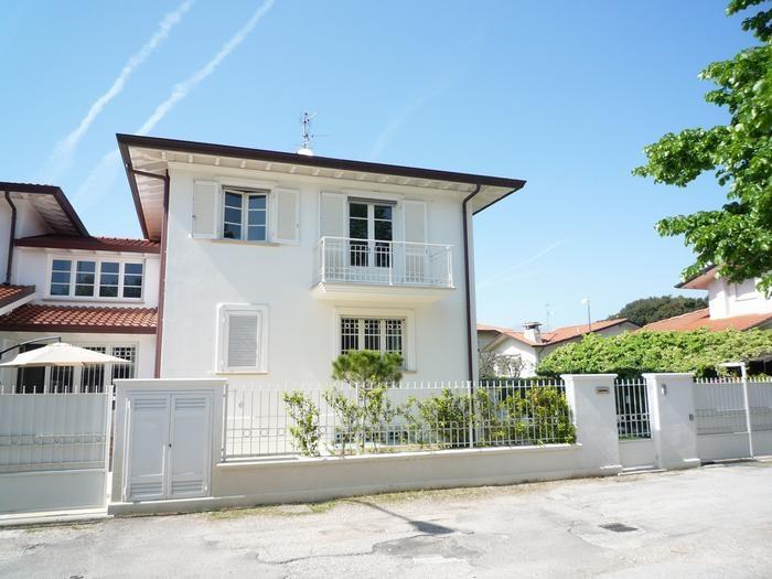Villa 'Bianca' vue extérieure