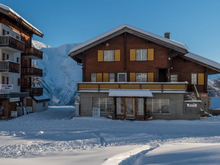 Location vacances Riederalp -  Appartement - 4 personnes -  - Photo N° 1