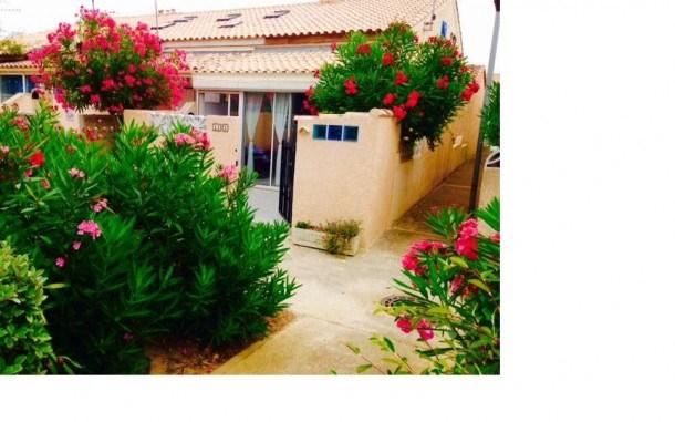 Maison  2 pièces mezzaninne - 4 couchages-  Gruissan Les Ayguades