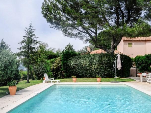 Location vacances Aix-en-Provence -  Maison - 4 personnes - Télévision - Photo N° 1