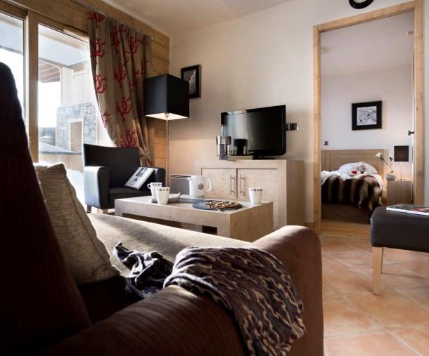 Location vacances Huez -  Appartement - 10 personnes - Télévision - Photo N° 1