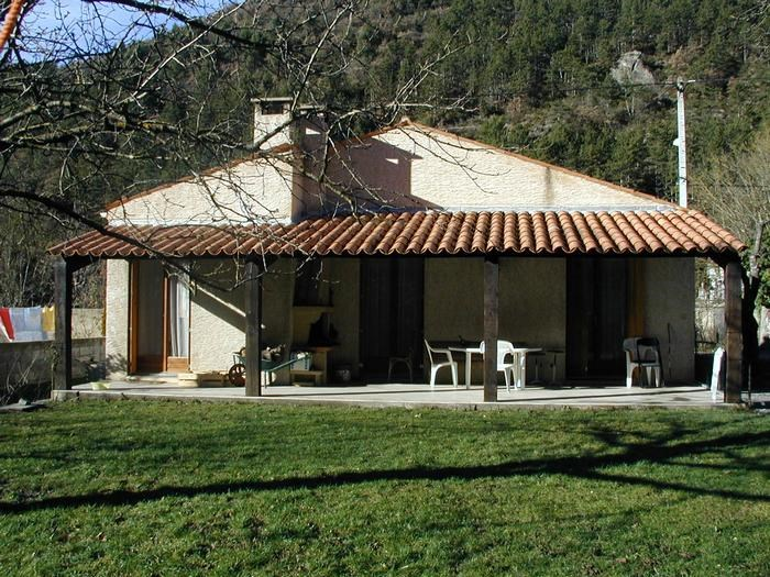 Holiday rentals Digne-les-Bains - House - 5 persons - BBQ - Photo N° 1