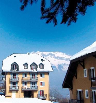 Location vacances Saint-Gervais-les-Bains -  Appartement - 8 personnes - Chaise longue - Photo N° 1
