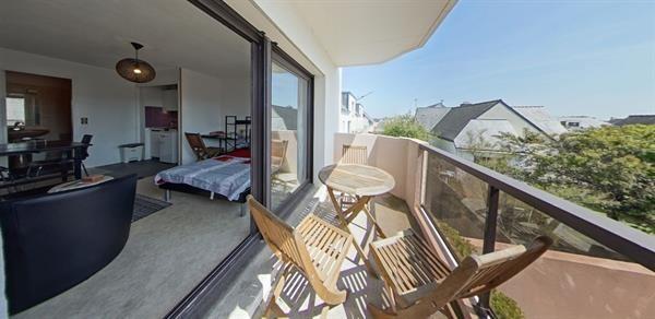Location vacances Larmor-Plage -  Appartement - 2 personnes - Four - Photo N° 1