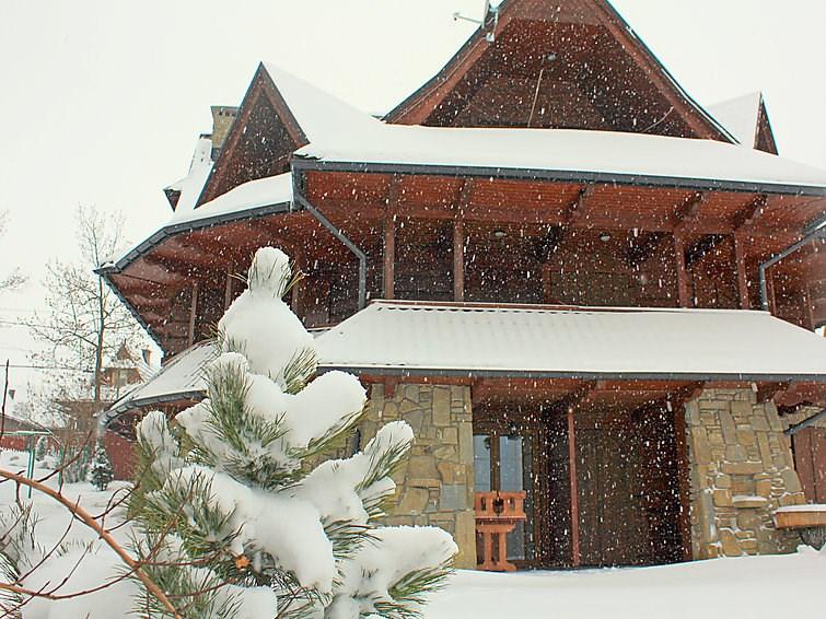 Appartement pour 2 personnes à Zakopane
