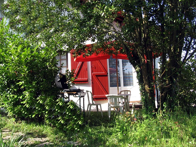 Location vacances Saint-Palais -  Appartement - 3 personnes - Barbecue - Photo N° 1