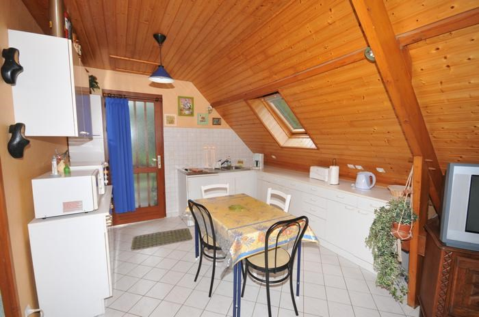 Holiday rentals Portbail - Apartment - 4 persons - BBQ - Photo N° 1
