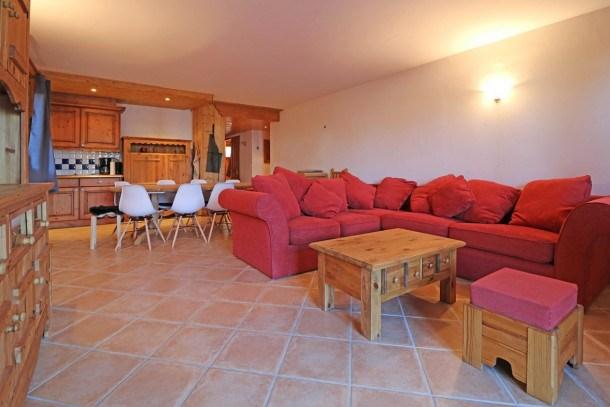 Location vacances La Rosière -  Appartement - 8 personnes - Lave-linge - Photo N° 1