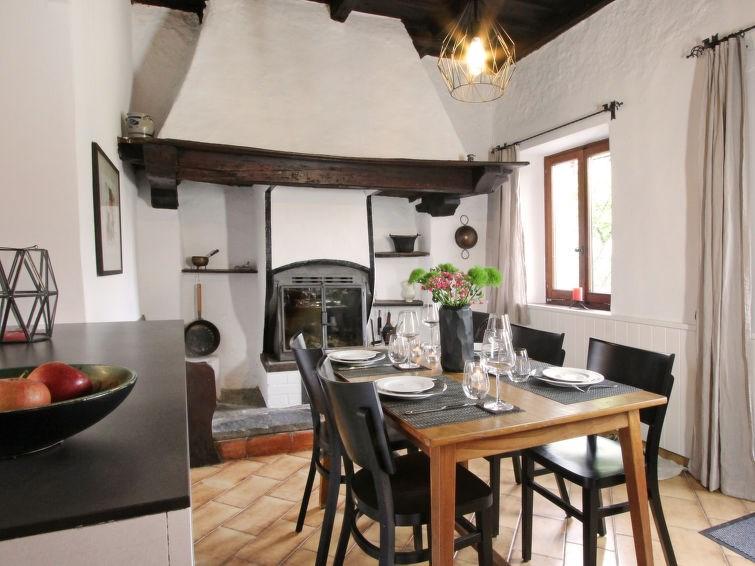 Maison pour 3 personnes à Piazzogna
