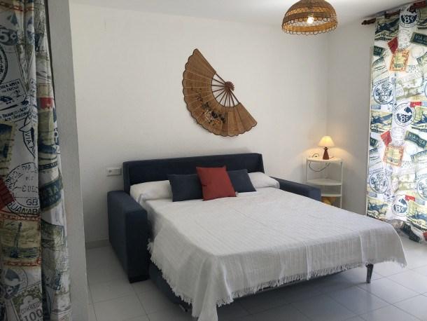 Location vacances Dénia -  Appartement - 2 personnes - Télévision - Photo N° 1