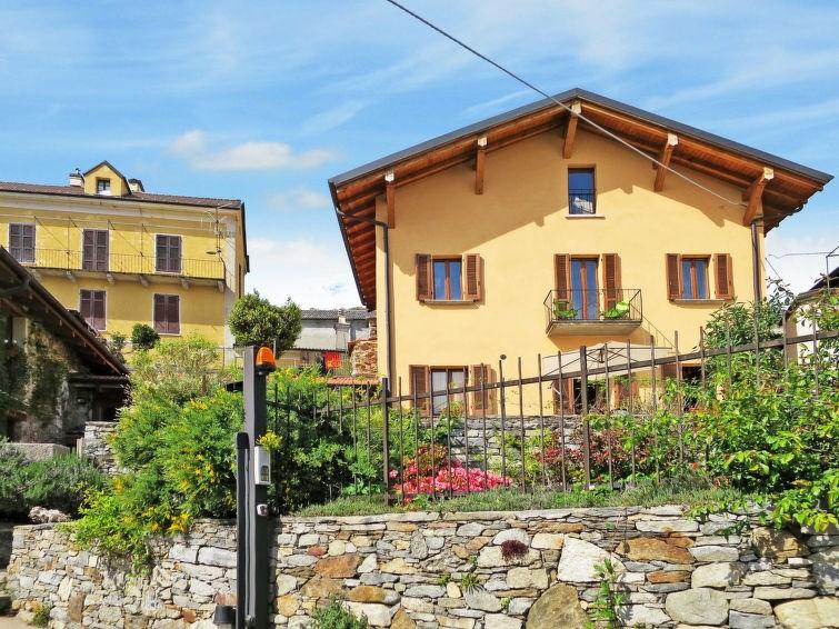 Studio pour 3 personnes à Cannero Riviera