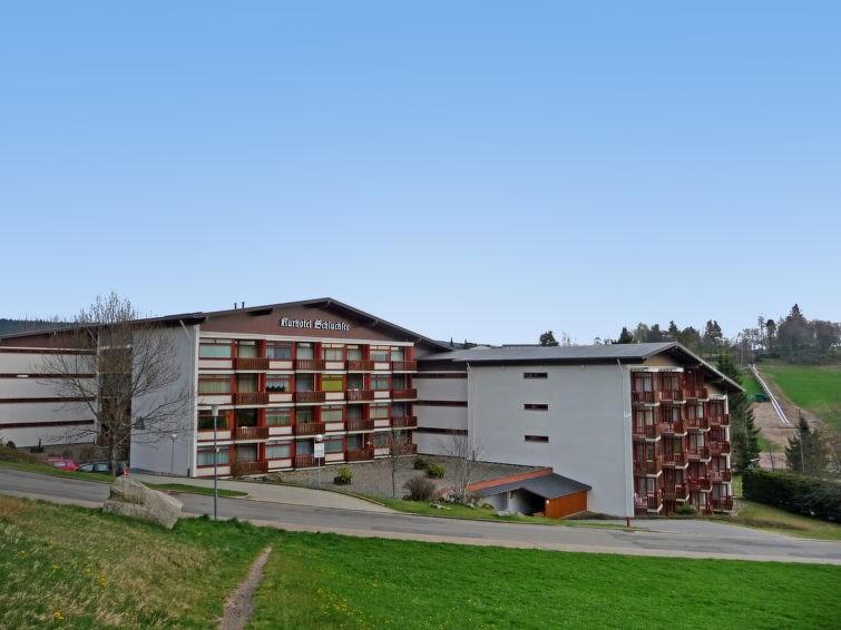 Appartement pour 4 à Schluchsee