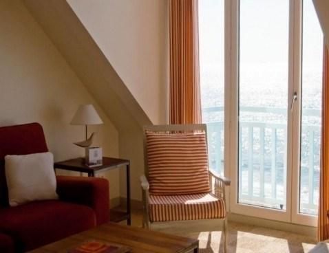 Location vacances Ambleteuse -  Appartement - 4 personnes - Télévision - Photo N° 1