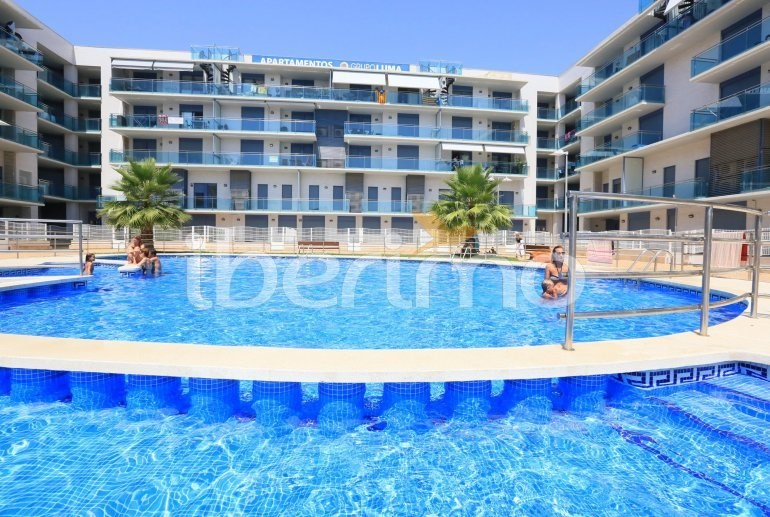 Location vacances Cambrils -  Appartement - 8 personnes - Télévision - Photo N° 1