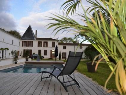 Location vacances Sainte-Gemme -  Gite - 80 personnes - Barbecue - Photo N° 1