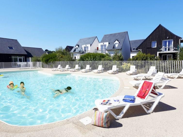 Location vacances Saint-Pol-de-Léon -  Appartement - 4 personnes -  - Photo N° 1